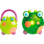 Babyphone lumineux grenouille pas cher