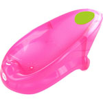 Transat de bain bébé rose pas cher