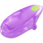 Transat de bain bébé violet pas cher