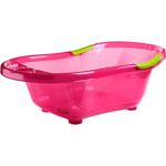Baignoire bébé rose pas cher