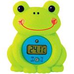 Thermomètre de bain électronique grenouille pas cher