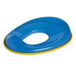 Réducteur de toilette bleu pas cher