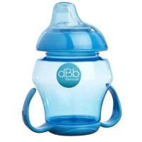 Babytasse bleu