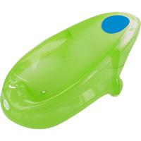 Transat de bain bébé vert