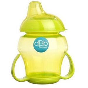 Tasse bébé babytasse vert