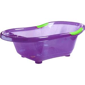 Baignoire bébé violet