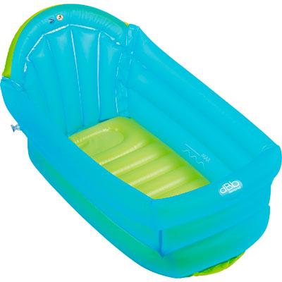 Baignoire bébé gonflable turquoise Dbb remond