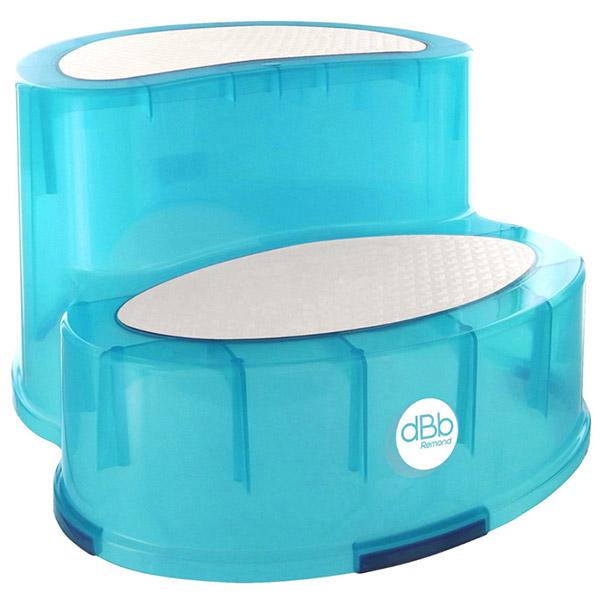 marche pied enfant antid rapant turquoise 10 sur allob b. Black Bedroom Furniture Sets. Home Design Ideas