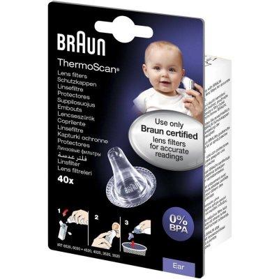 Lot de 40 embouts pour thermoscan Braun