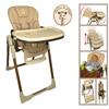 Chaise haute bébé vision sophie la girafe Renolux