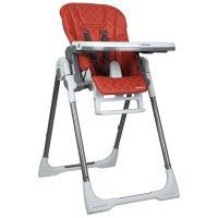 Chaise haute bébé vision terracotta