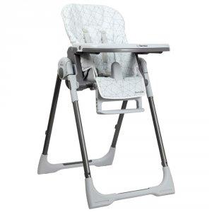 Chaise haute bébé vision alpha