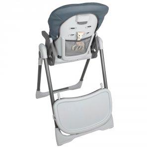 Renolux Chaise haute bébé vision avec réducteur griffin