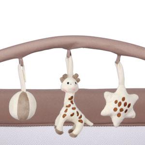 Renolux Parc bébé prism sophie la girafe