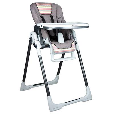 Chaise haute bébé vision gourmandise Renolux