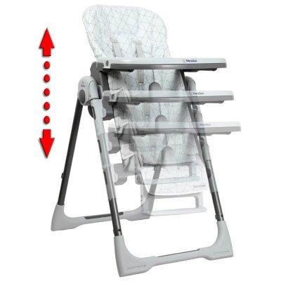 Chaise haute bébé vision alpha Renolux
