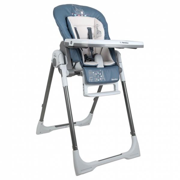 chaise haute b b vision avec r ducteur sophie la girafe paris de renolux en vente chez cdm. Black Bedroom Furniture Sets. Home Design Ideas