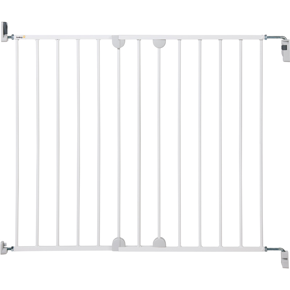 Barri re de s curit wall fix extending metal white 62 102 - Barriere de securite safety ...