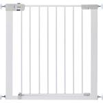 Barrière de sécurité easy close metal white 73-80 cm pas cher