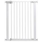 Barrière de sécurité easy close extra tall metal white 73-80 cm pas cher