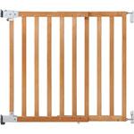 Barrière wall-fix extending wood bois naturel 73-80.5 cm pas cher