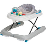 Trotteur pousseur 2 en 1 happy step multicolor candy de Safety 1st