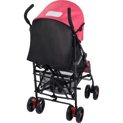 Poussette canne multipositions rainbow pink moon Safety 1st