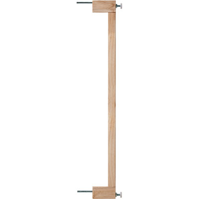 Extension de barrière 8cm easy close bois Safety 1st