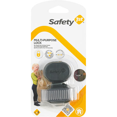 Bloque multifonctions gris Safety 1st
