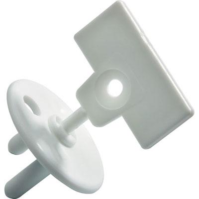Caches prises avec cles x 12 Safety 1st