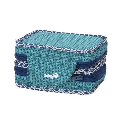 Trousse de soin et toilette bleu Safety 1st