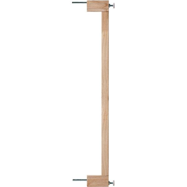 Extension de barrière 8cm easy close bois Safety 1st