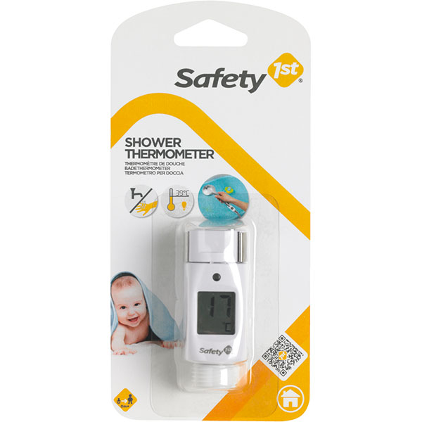 Thermometre bébé de douche Safety 1st