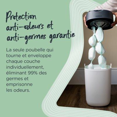 Lot de 6 recharges twist and click Sangenic