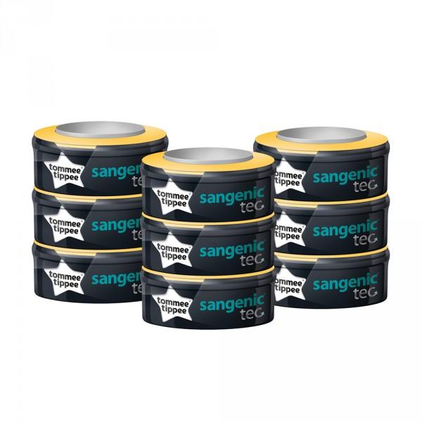 Multipack 9 recharges pour poubelle tec sangenic Sangenic