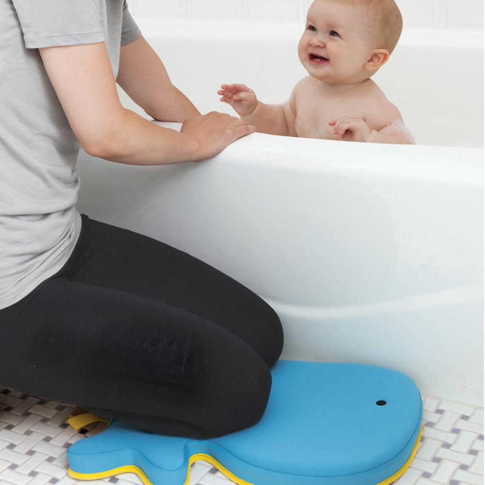 Genouill re pour baignoire moby de skip hop - Antiderapant baignoire bebe ...