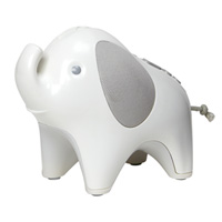 Veilleuse musicale elephant