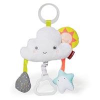 Jouet d'éveil bébé pour poussette nuage