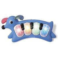 Jouet d'éveil piano chien