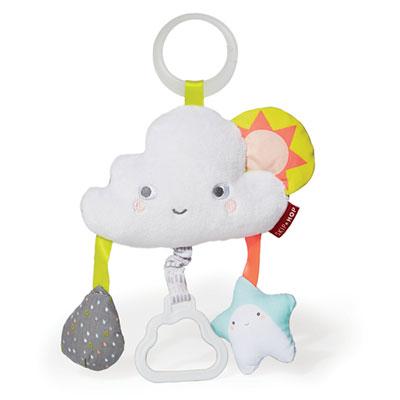 Jouet d'éveil bébé pour poussette nuage Skip hop