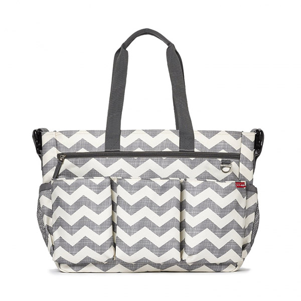 Sac à langer duo double chevron Skip hop