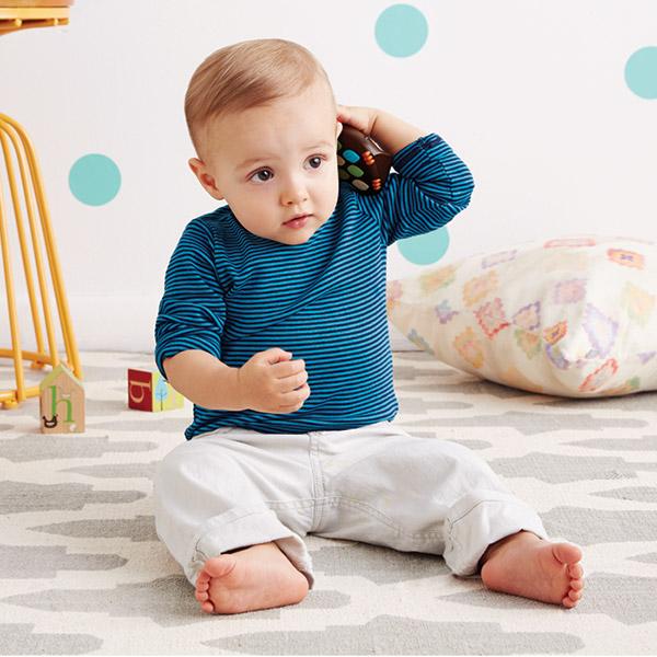 Jouet d'éveil bébé téléphone musical hibou Skip hop