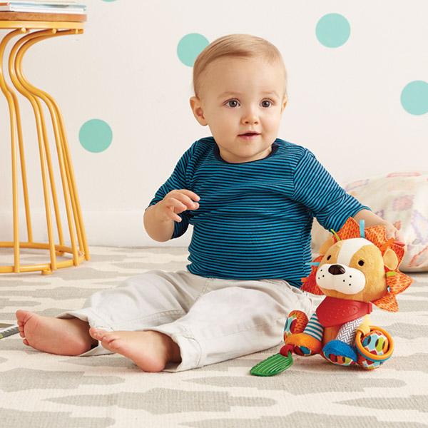 Jouet d'éveil bébé lion Skip hop