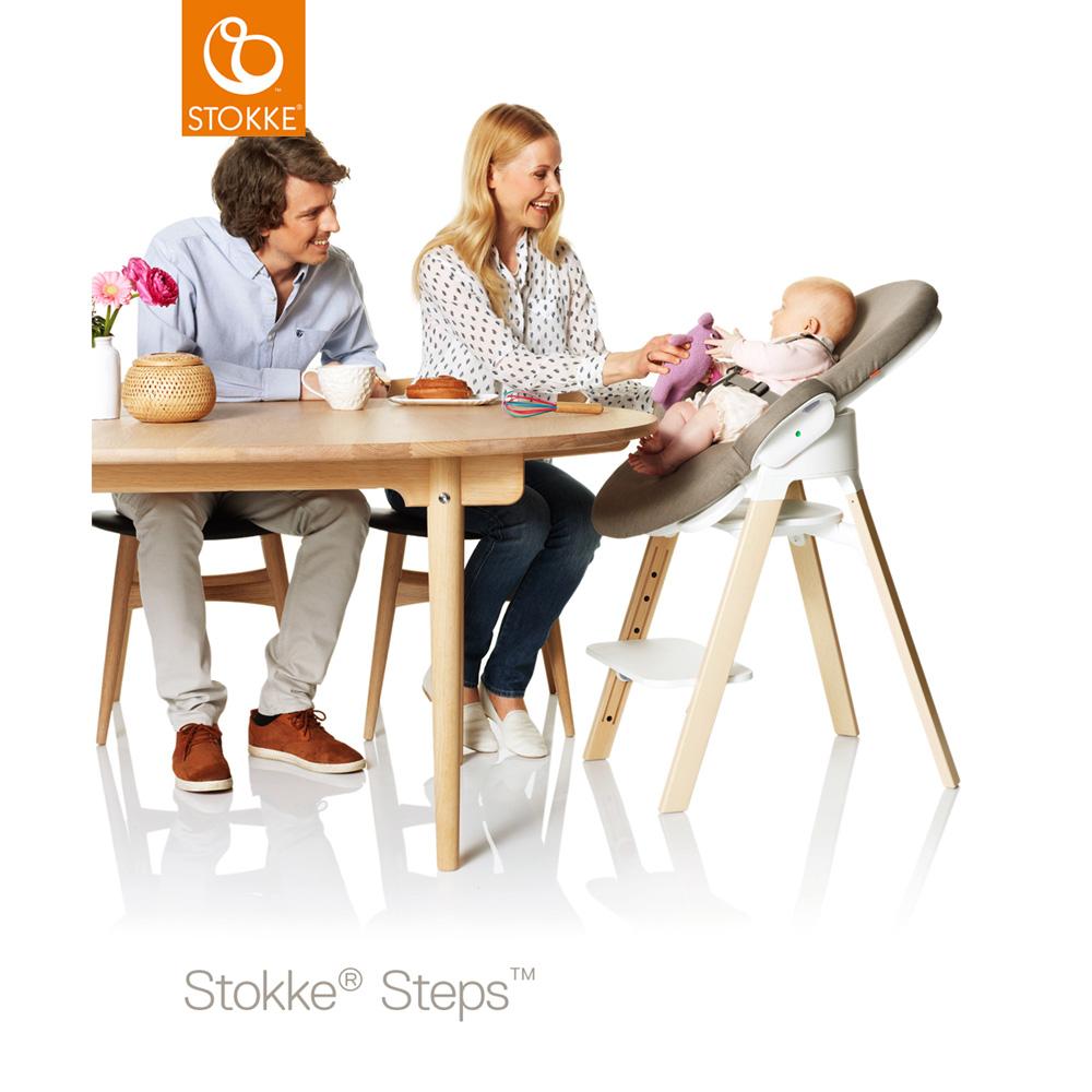 transat b b steps greige de stokke sur allob b. Black Bedroom Furniture Sets. Home Design Ideas