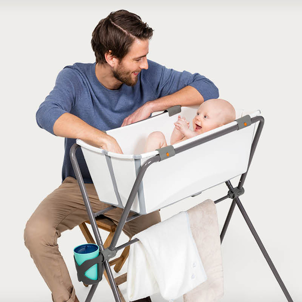 pied baignoire stokke