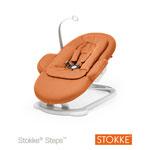 Transat bébé steps orange pas cher