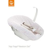 Set textile siège newborn tripp trapp rose