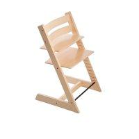 Chaise haute bébé évolutive tripp trapp naturel