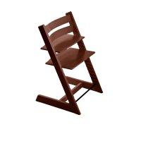 Chaise haute bébé évolutive tripp trapp noyer