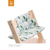 Coussin fauteuil bébé tripp trapp vert forêt